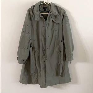 H&M Khaki trench coat